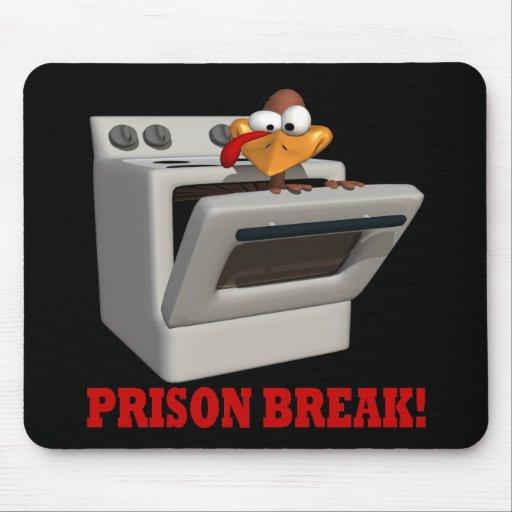 Prison Break Mouse Pad