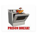 Prison Break Postcard