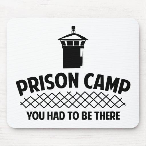 Prison Camp Mouse Pad
