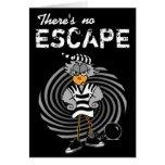 Prison Card: No escape from my love