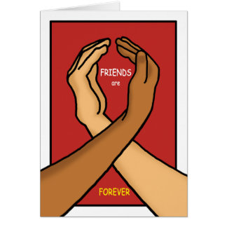 Prison Cards - Forever Friends