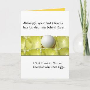 Prison Cards - Good Egg