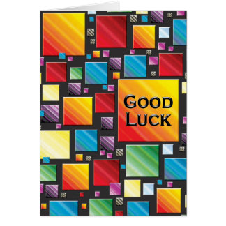 Prison Cards - Good Luck 02