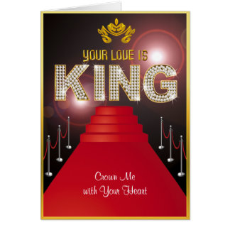 Prison Cards - King of Hearts