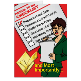 Prison Cards - Most Important