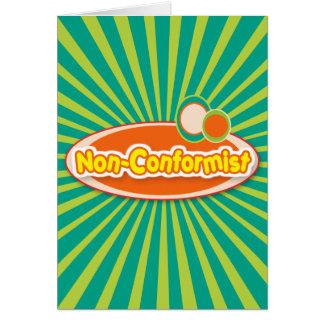 Prison Cards - Non-Conformist