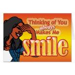 Prison Cards - Smile