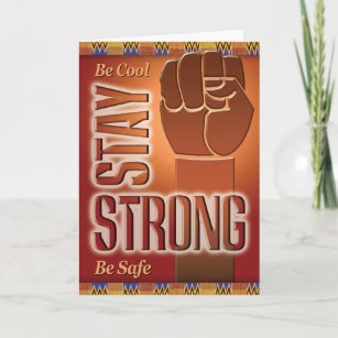 Prison cards zazzle prison cards stay strong m4hsunfo