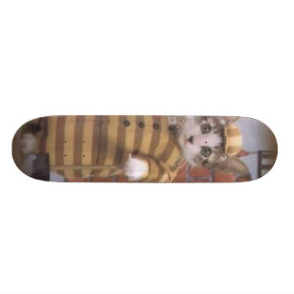 prison cats skateboard deck