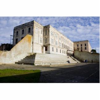 Prison Courtyard Cut Outs