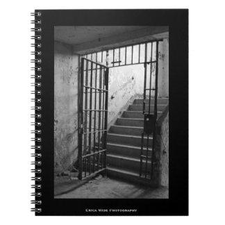 Prison Entry Spiral Notebook