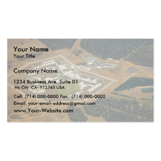 Prison Facility East Of Perth In Western Australia Double-Sided Standard Business Cards (Pack Of 100)