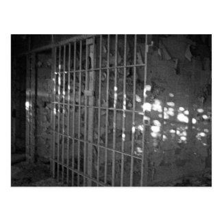 Prison Gates Postcard