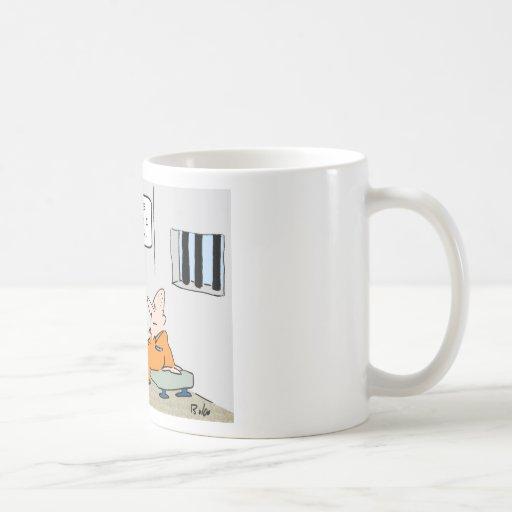 prison illegal u turn coffee mugs
