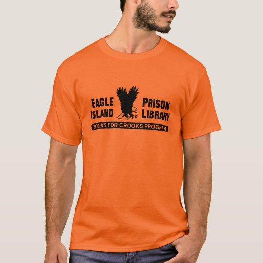 Prison Library T-Shirt