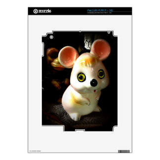 Prison Mouse (and Monkey) iPad 2 Skin