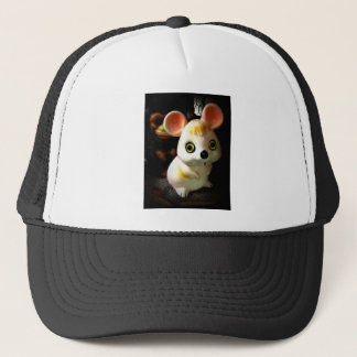 Prison Mouse (and Monkey) Trucker Hat
