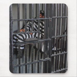 Prison Mouse Pad