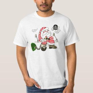 PRISON SANTA T-Shirt
