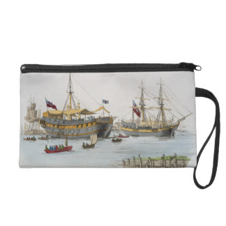 Prison Ships, from 'Costume of Great Britain', pub Wristlet