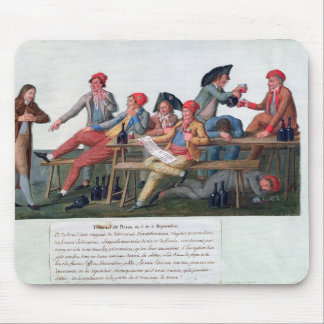 Prison Tribunal of 2 & 3 September, 1792 Mouse Pad