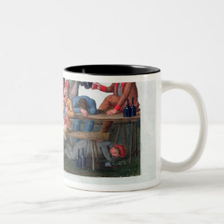 Prison Tribunal of 2 & 3 September, 1792 Two-Tone Coffee Mug