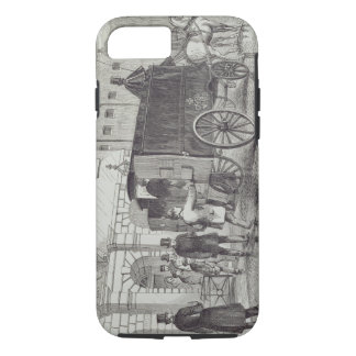 Prison Van taking up Prisoners at the House of Det iPhone 8/7 Case