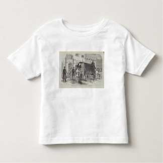 Prison Van taking up Prisoners at the House of Det T Shirt