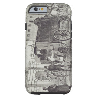 Prison Van taking up Prisoners at the House of Det Tough iPhone 6 Case