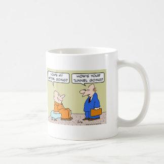 prisoner cell lawyer appeal tunnel coffee mug