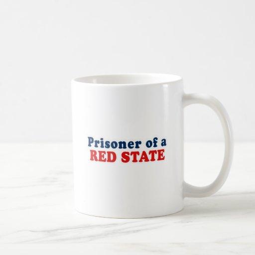 Prisoner of a Red State Mugs
