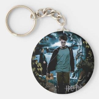 Prisoner of Azkaban - French 3 Keychain