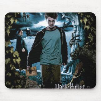Prisoner of Azkaban - French 3 Mouse Pad