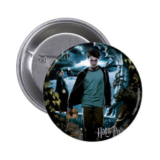 Prisoner of Azkaban - French 3 Pinback Button
