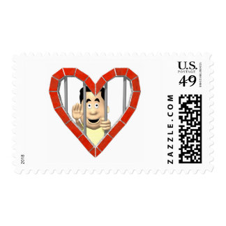 Prisoner of Love Stamp