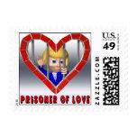 Prisoner Of Love Stamps