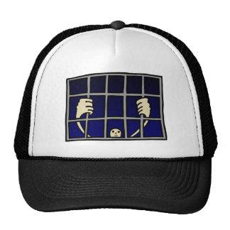 prisoner trucker hat