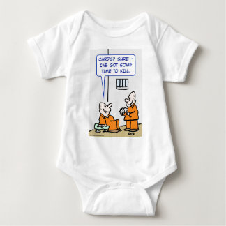 prisoners cards time to kill baby bodysuit