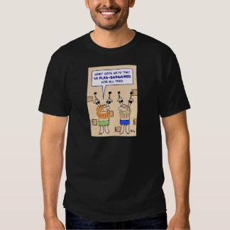 prisoners dungeon plea-bargained T-Shirt
