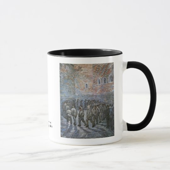 Prisoners Exercising by Vincent van Gogh Mug