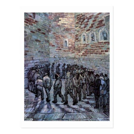 Prisoners Exercising (Doré), Vincent van Gogh Postcards