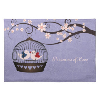 Prisoners of Love American MoJo Placemat Cloth Place Mat