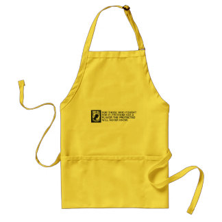 Prisoners Of  War, Missing in Action Adult Apron