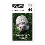 Prissy Stamp 1