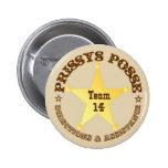 Prissy's Posse Button