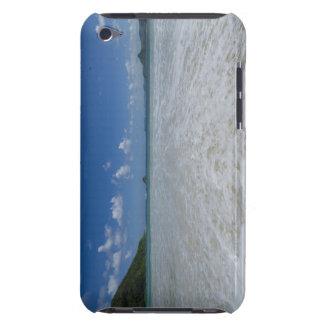 Pristine Tropical White Beach iPod Case-Mate Cases