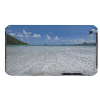 Pristine Tropical White Beach iPod Touch Case-Mate Case