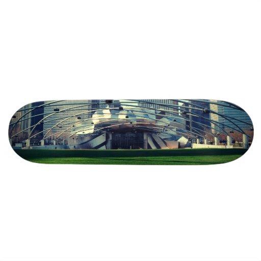 Pritzker Board Skate Deck