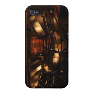 Pritzker Pavilion Cover For iPhone 4