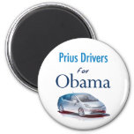 Prius Drivers for Obama Magnet